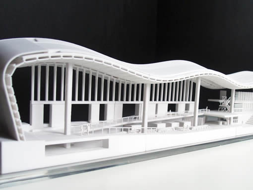 3D Printing Service for Architects