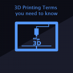 3D Printing Terms you need to know