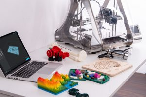 4 Methods Commonly Used to Print 3D Models in Colour
