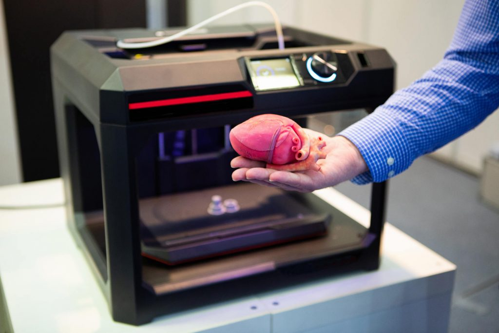 4 Ways 3D Printing Impacts the Manufacturing Industry