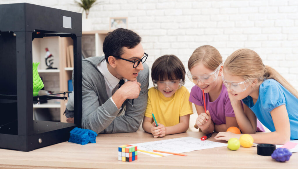 5 Important Benefits of 3D Printing for Education